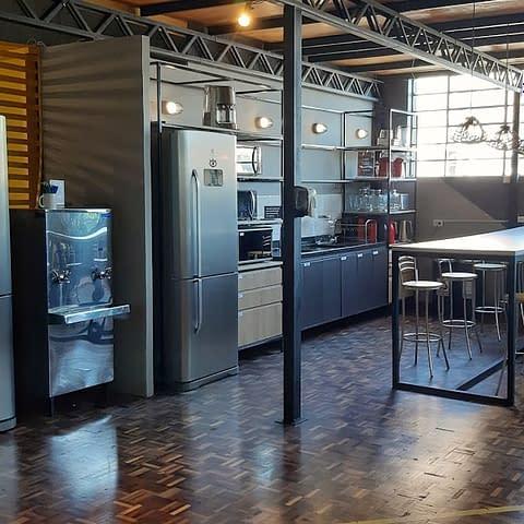 cozinha coworking aldeia candido
