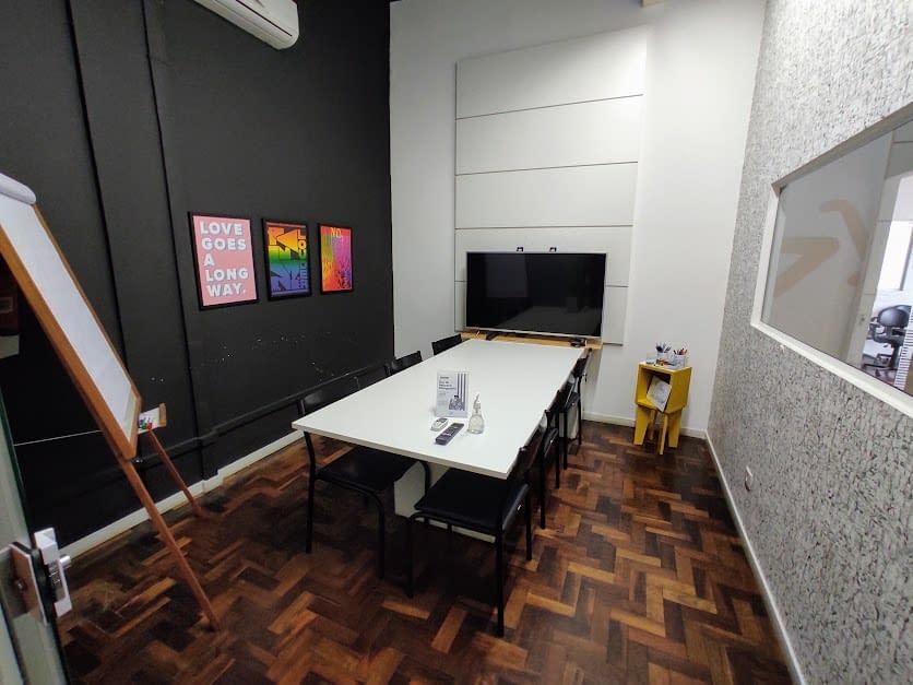 sala de reunião coworking aldeia candido