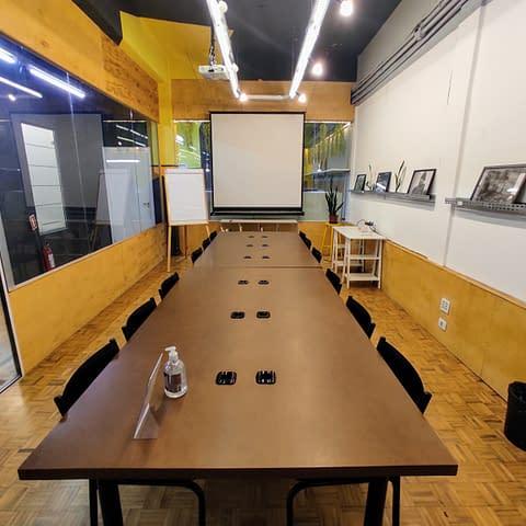 Sala Inovação Cândido