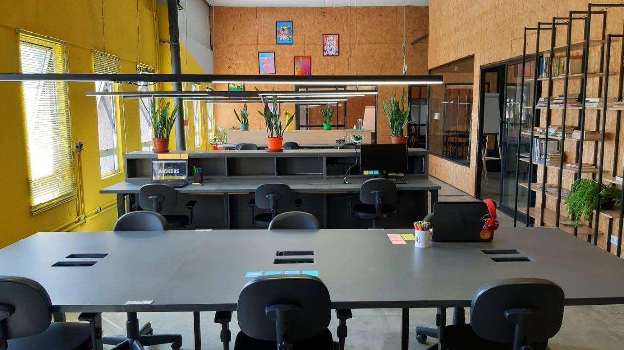 Imagem do Coworking Estação
