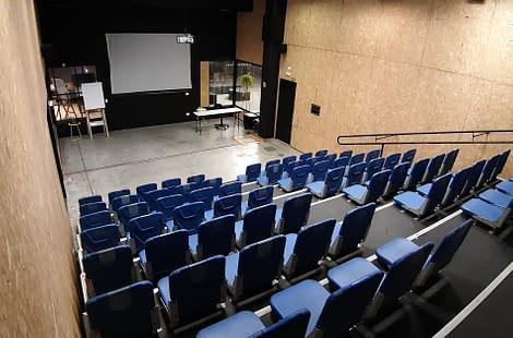auditório coworking
