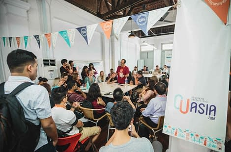 Coworking-Unconference-Ásia