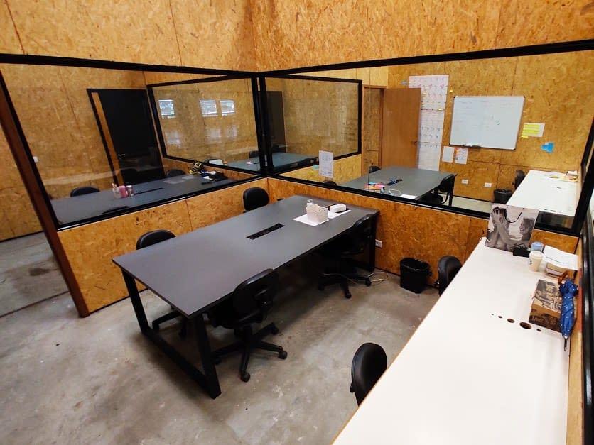 coworking sala privativa aldeia estação
