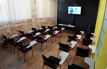 Sala Realização Aldeia Cândido